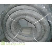 Дренажная гофрированная труба с перфорацией в фильтре d 110