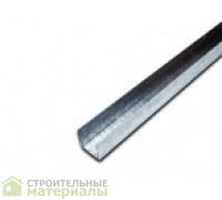 Металлический КНАУФ KNAUF-профиль направляющий  ПН потолочный 27х28. 3 метра