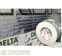 ДЕЛЬТА DELTA®-INSIDE-BAND   Длина 40м.лента  60 мм для  пароизоляционных плёнок.