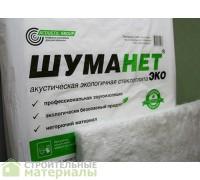 Шуманет-ЭКО Акустическая экологичная стеклоплита 3,0 м2