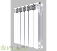 Биметаллический радиатор 570х80х80мм SMALT S8020