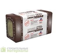 УРСА ТЕРРА Шумозащита 50мм URSA TERRA 34 PN 1000х600х50мм 6м2 0,3м3(10 плит)